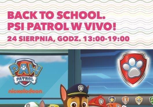 Psi Patrol w Vivo! Piła. Fot. Materiały prasowe
