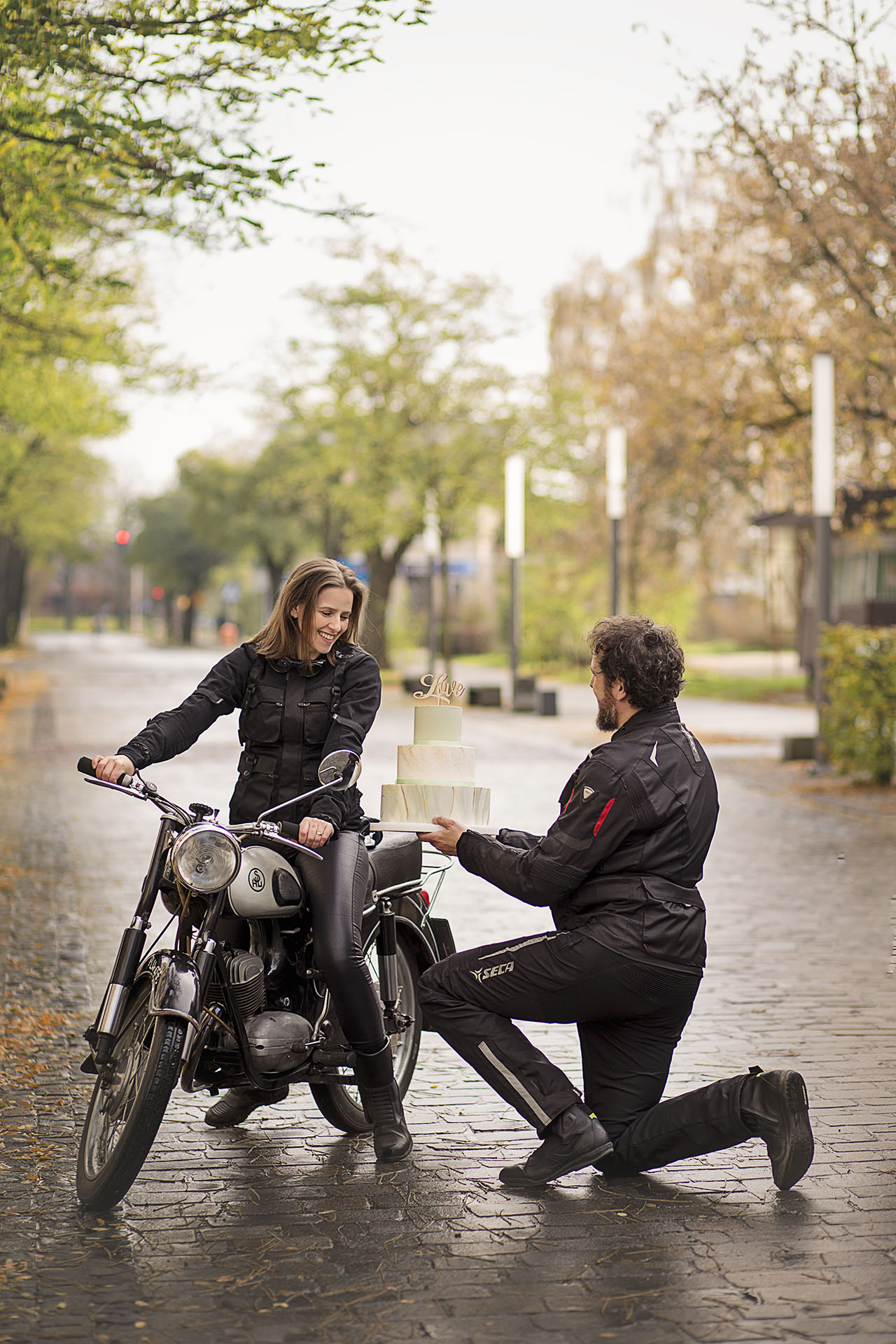 Magda i Anatol Sikorscy. Fot. Monika Kegel