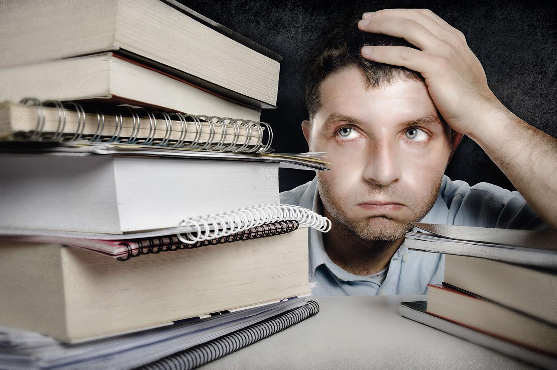 Korepetycje to nie zawsze najlepszy sposób przygotowania do egzaminu. Fot. Chroma Stock